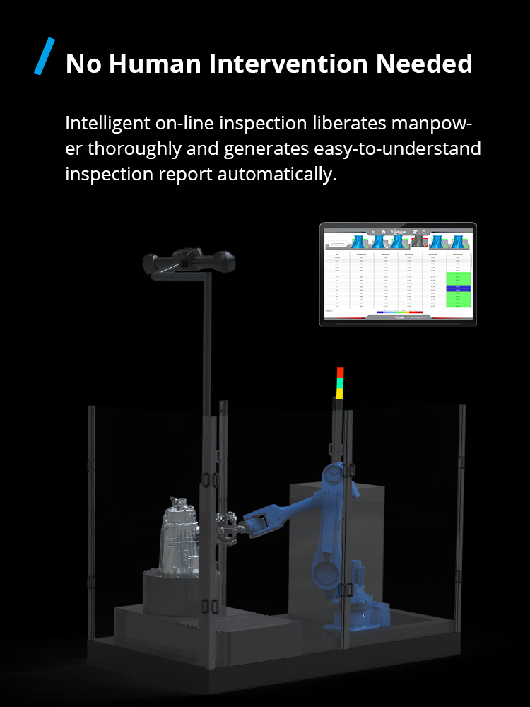 ScanTech Launches Automated 3D Inspection Solution AutoScan-T22 3