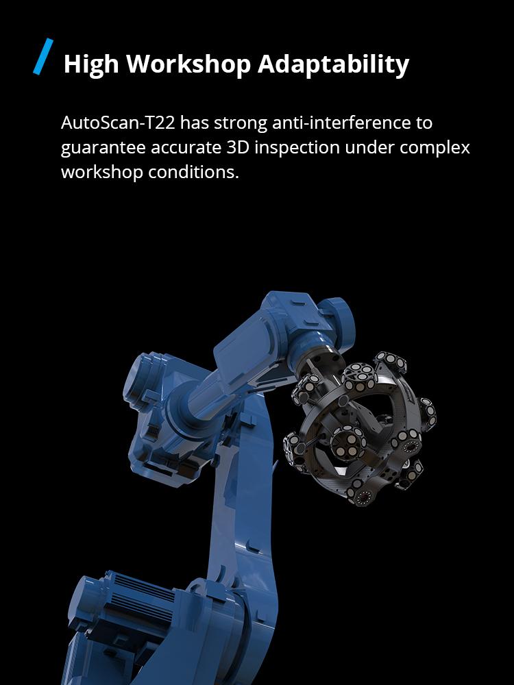 ScanTech Launches Automated 3D Inspection Solution AutoScan-T22 5