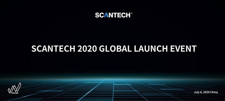 SCANTECH 2020 Global Launch Event 1