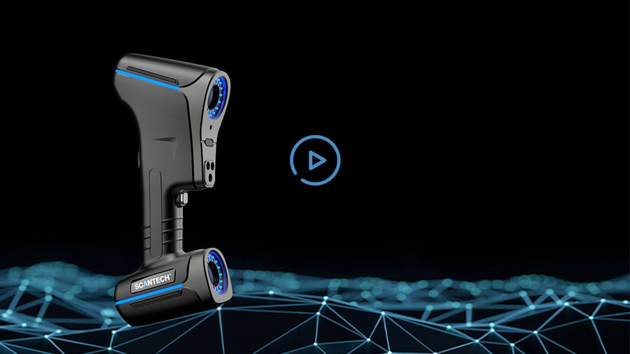 AXE-B11 3D Scanner 1
