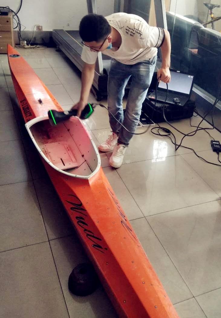 canoe scanning