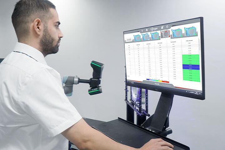 AutoScan-K 3D System 4