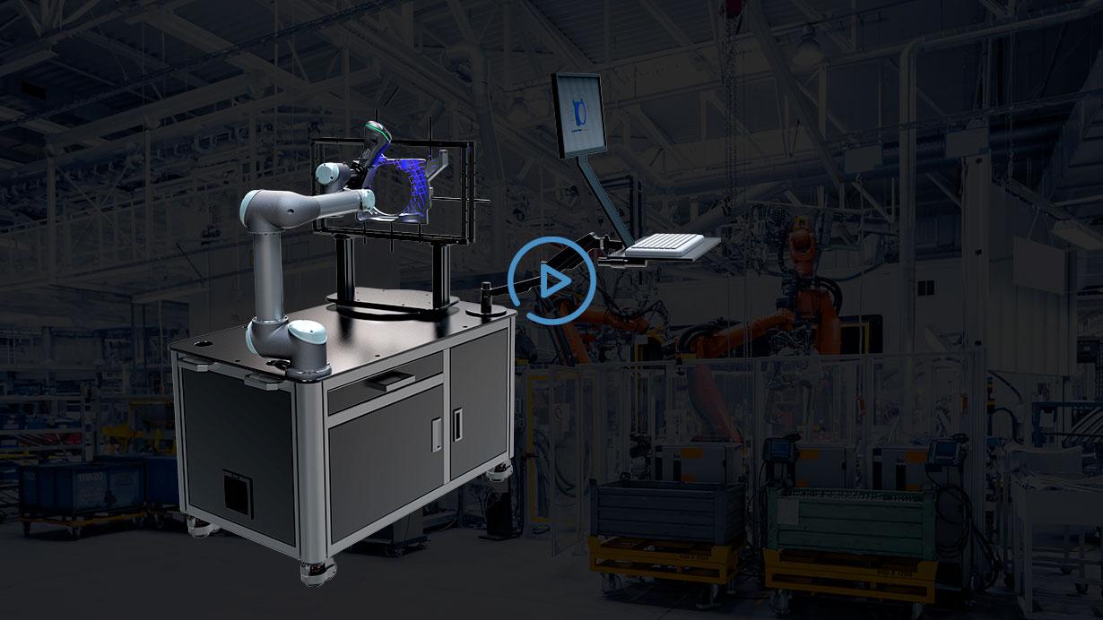 AutoScan-K 3D System 1