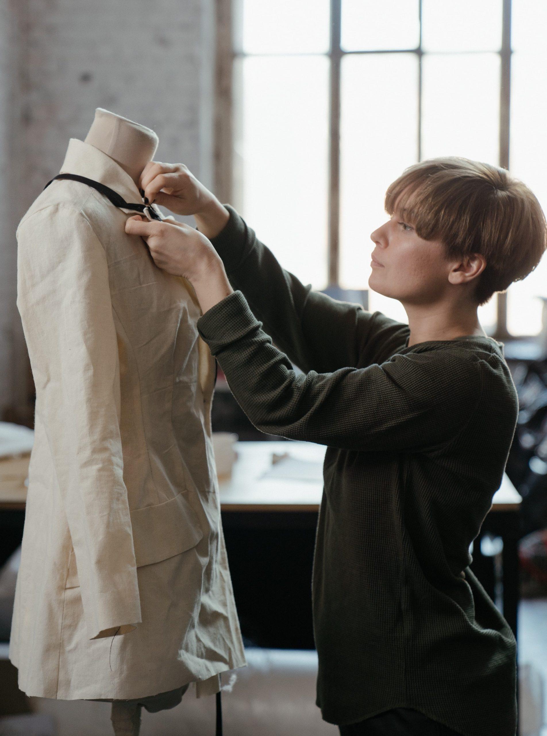 3D Scanning Technology Enables Flexible Garment Production 2