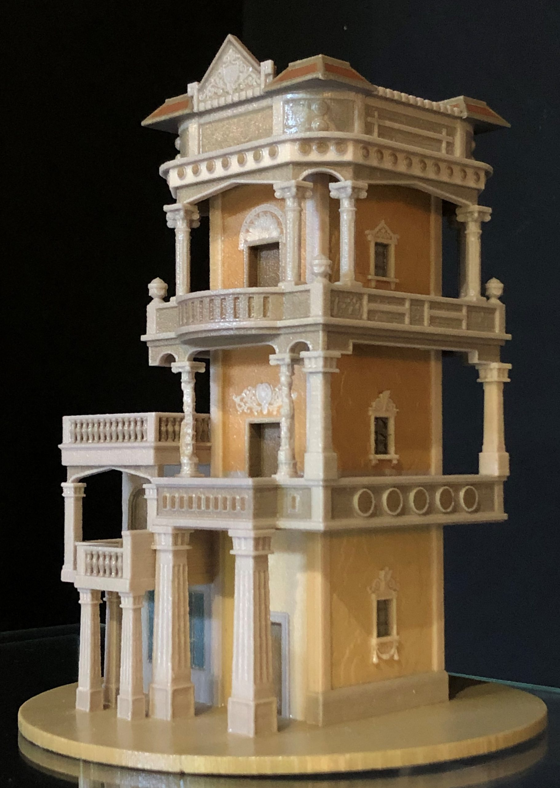 One-stop 3D Digitization Solutions for Historic Architecture 7