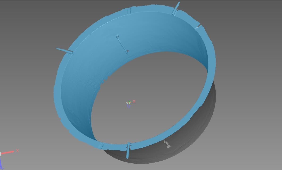 Casting Inspection 3D Solution 6