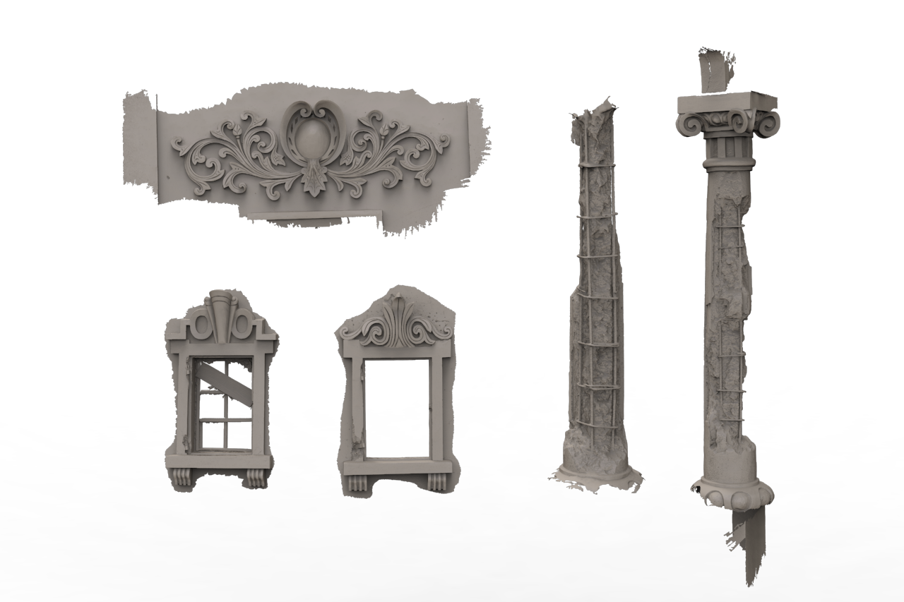 One-stop 3D Digitization Solutions for Historic Architecture 6