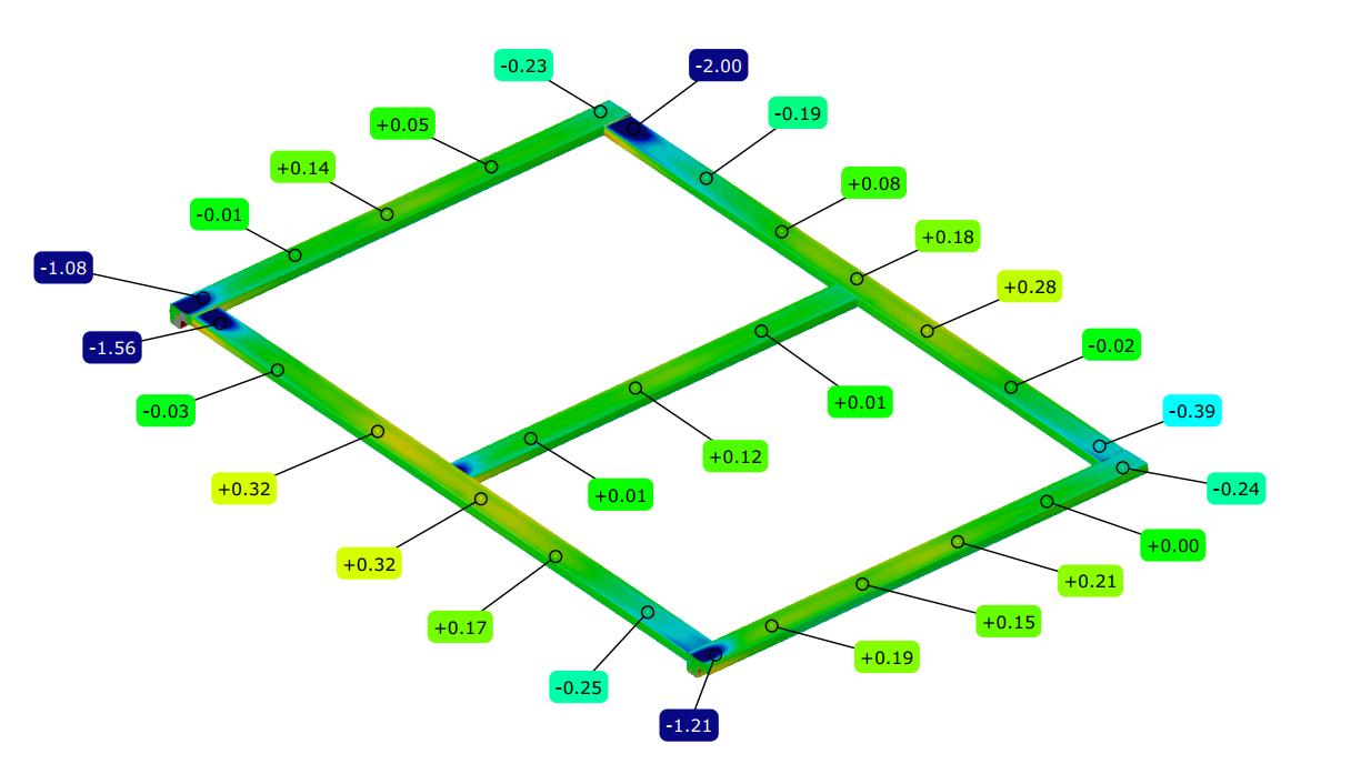 SCANTECH 3D Digitization Solution for Irregular Curtain Wall 10