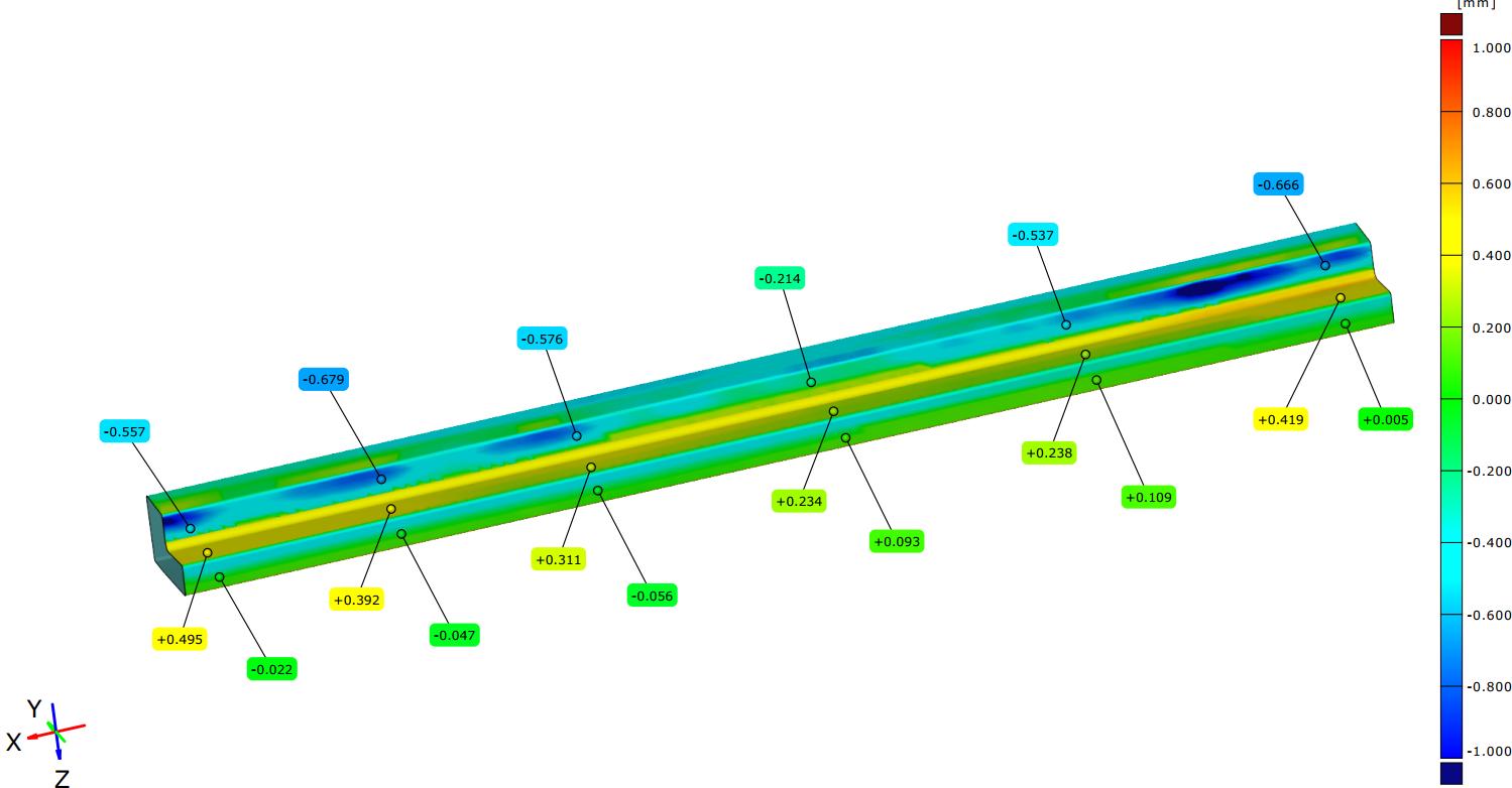 SCANTECH 3D Digitization Solution for Irregular Curtain Wall 5