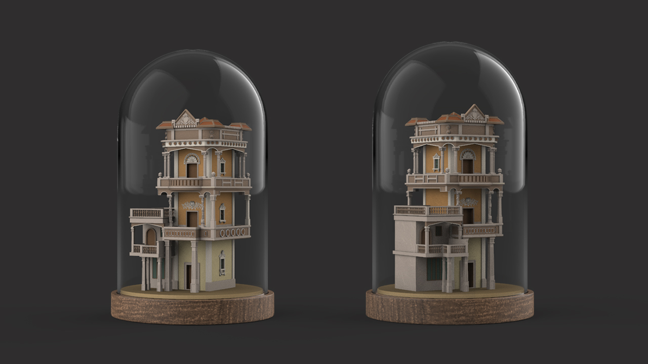 One-stop 3D Digitization Solutions for Historic Architecture 8