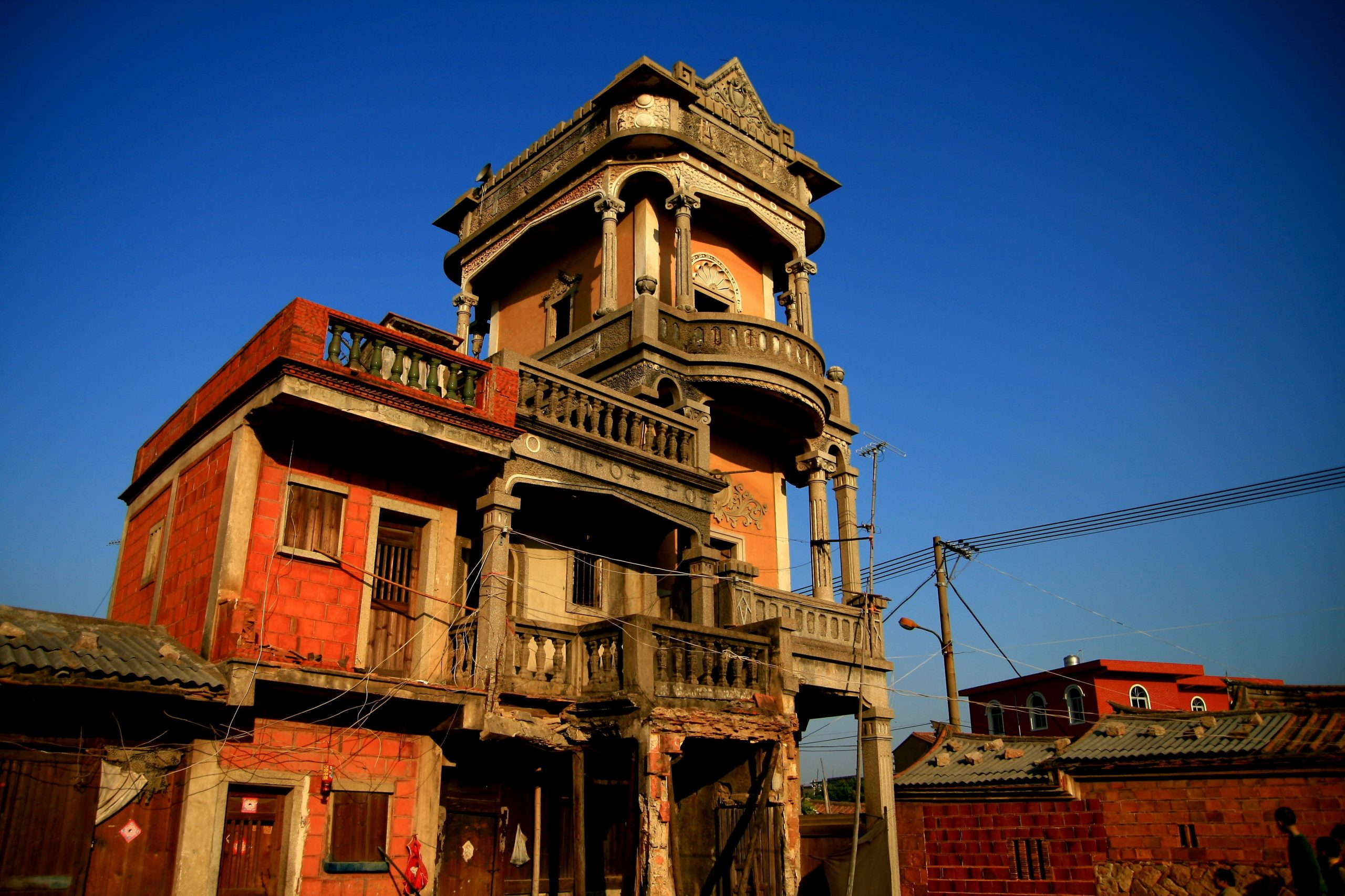 One-stop 3D Digitization Solutions for Historic Architecture 2