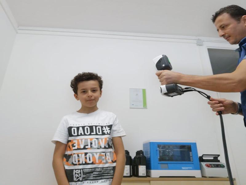 3D Human Body Scanning