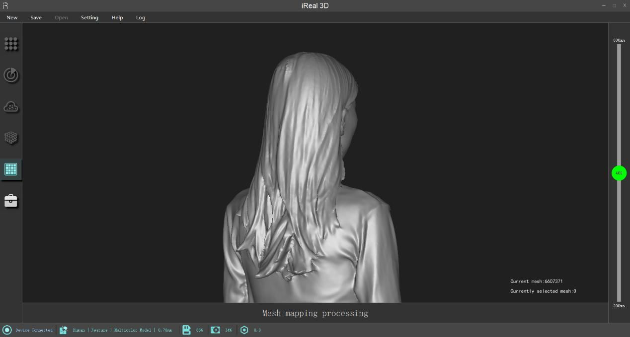 Scantech Releases iReal 3D V3.0 to Empower Smart 3D Scanning 5