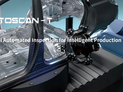 3D Automated Inspection of Automotive Stamping Parts