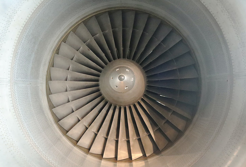 plane engine turbine