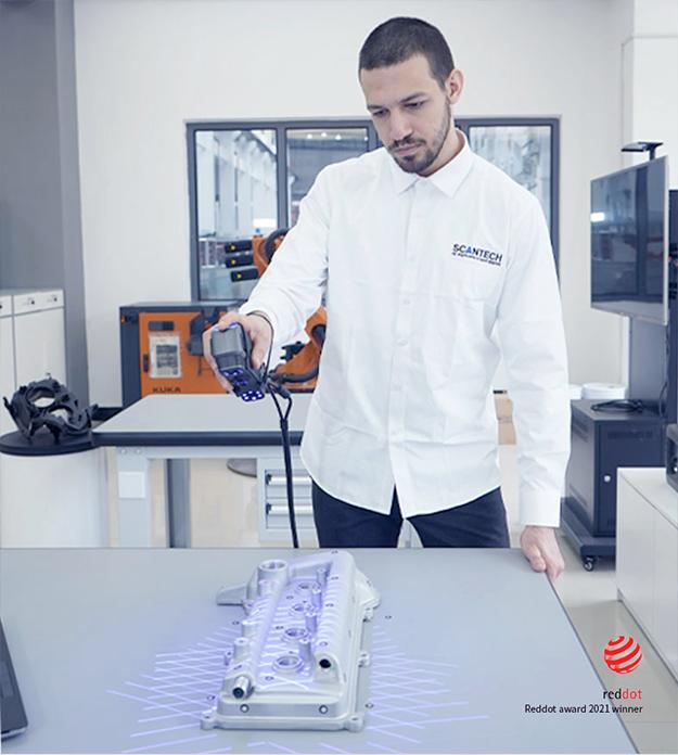 SIMSCAN 3D Scanner